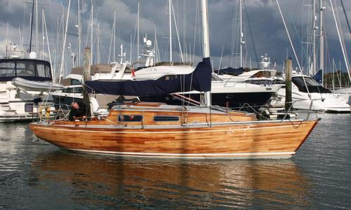Image of Classic Custom Bermudan Sloop for sale in United Kingdom for £39,000 Southampton, Hampshire, , United Kingdom