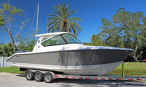 Image of Pursuit DC 295 Dual Console for sale in United States of America for P.O.A. SE Florida, FL, United States of America