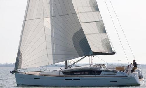 Image of Jeanneau Sun Odyssey 44 DS for sale in United Kingdom for £250,890 Swanwick, United Kingdom