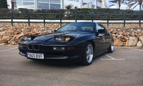 Image of BMW 850i for sale in Spain for €10,950 (£9,766) Boats.co.uk, Cala d'or, Spain