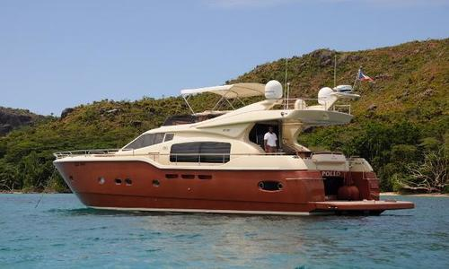 Image of Ferretti Altura 690 for sale in Seychelles for €825,000 (£722,082) Seychelles