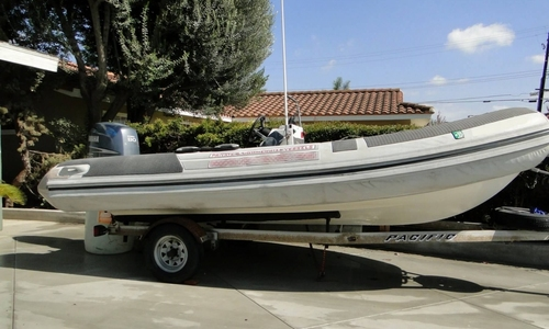 Image of Nautica 18 Wide Body RIB for sale in United States of America for $15,000 (£11,197) Westminster, California, United States of America