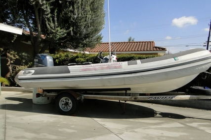 Nautica 18 Wide Body RIB for sale in United States of America for $15,000 (£10,911)