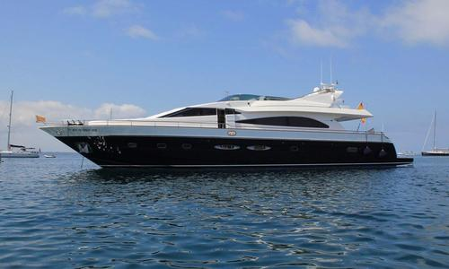 Image of Astondoa 82 GLX for sale in Spain for €995,000 (£870,874) Spain