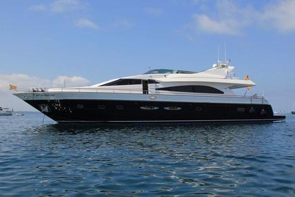 Astondoa 82 GLX for sale in Spain for €995,000 (£891,737)