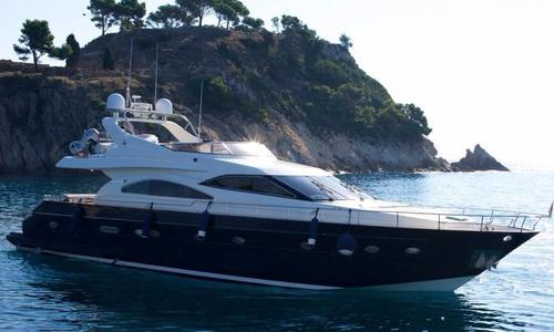 Image of Astondoa 72 GLX for sale in Spain for €645,000 (£571,540) Spain