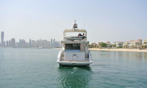 Image of Gulf Craft Majesty 56 for sale in United Arab Emirates for $490,100 (£370,477) United Arab Emirates