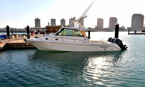 Image of Everglades 350 EX for sale in Qatar for $368,000 (£264,966) Doha, , Qatar