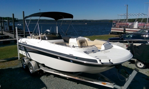 Image of Nautic Star 222SC for sale in United States of America for $31,150 (£22,210) Apex, North Carolina, United States of America