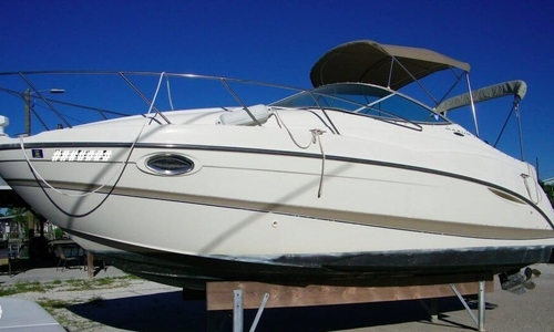 Image of Maxum 2500 SCR for sale in United States of America for $14,500 (£10,973) Ruskin, Florida, United States of America