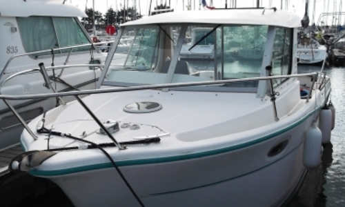 Image of Ocqueteau 735 for sale in France for €42,000 (£37,029) MORBIHAN, France
