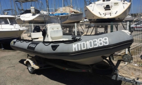 Image of Zodiac 12 Pro Man for sale in France for €9,000 (£7,982) MARTIGUES, France