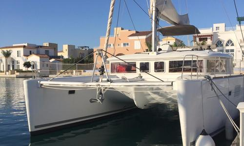 Image of Lagoon 450 for sale in Cyprus for €406,000 (£362,196) Limassol, , Cyprus