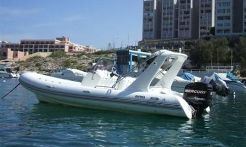 Image of Brig Eagle 645 for sale in Malta for €24,000 (£21,338) Portomaso, St Julian's, Malta