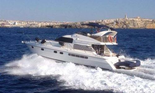Image of Fairline Squadron 50 for sale in Malta for €140,000 (£125,579) Portomaso Marina, Malta
