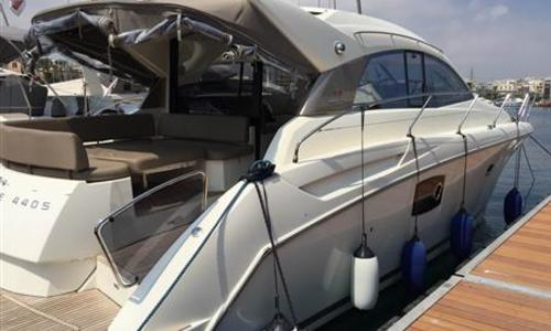 Image of Jeanneau Prestige 440 S for sale in Malta for €290,000 (£255,664) St Julians, Malta