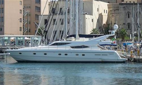 Image of Ferretti 620 for sale in Italy for €395,000 (£350,326) Sicily, Italy