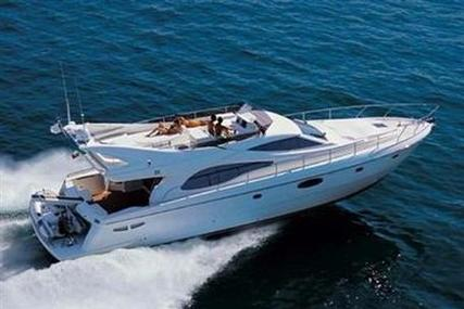 Ferretti 590 for sale in Malta for €475,000 (£416,075)