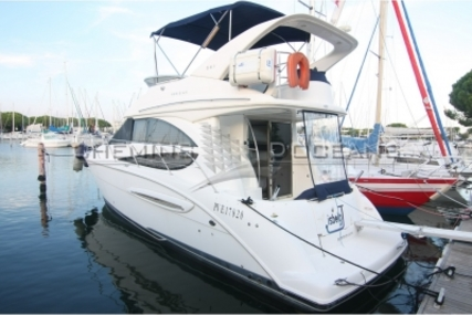 Meridian 341 Sedan for sale in France for €219,000 (£193,103)