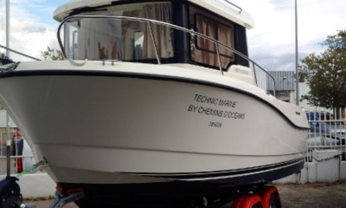 Image of Quicksilver 605 Pilothouse for sale in France for €35,500 (£31,725) MARTIGUES, France