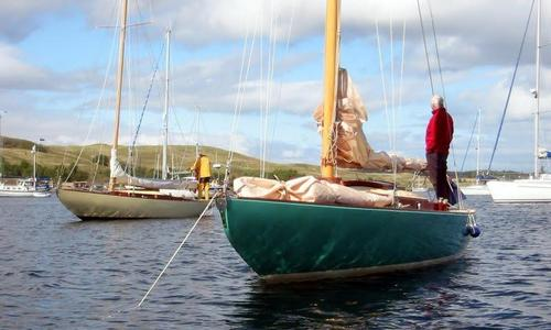 Image of Scottish Islands OD Bm Sloop for sale in United Kingdom for £18,000 Argyll & Bute, , United Kingdom