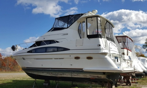 Image of Carver 396 Aft Cabin for sale in United States of America for $109,000 (£82,676) Richmond, Maine, United States of America