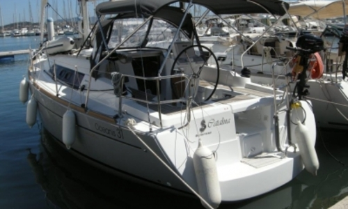 Image of Beneteau Oceanis 31 for sale in France for €79,500 (£70,021) BANDOL, France