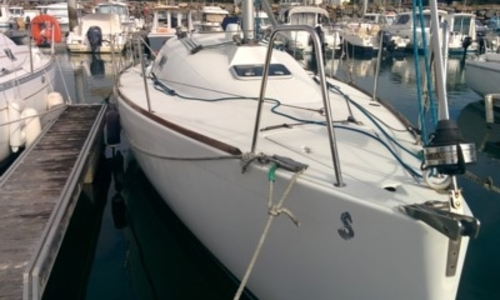 Image of Beneteau First 27.7 for sale in France for €26,500 (£23,362) PIRIAC SUR MER, France