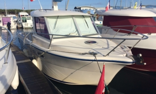 Image of Ocqueteau 735 for sale in France for €29,000 (£25,650) LORIENT, France