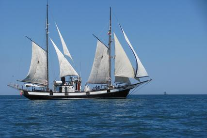 Custom Traditional Guff Schooner for sale in Greece for €250,000 (£218,987)