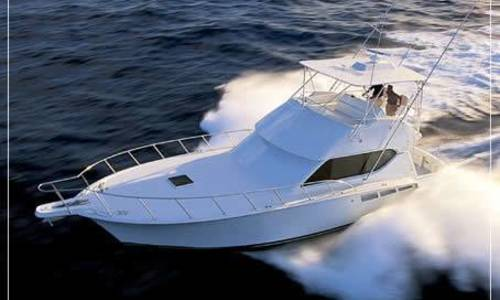 Image of Hatteras 50 Convertible for sale in Greece for €520,000 (£464,705) Cyprus, Greece