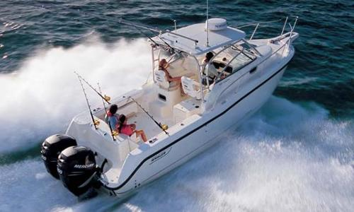 Image of Boston Whaler 285 Conquest for sale in Greece for €115,000 (£102,245) Greece