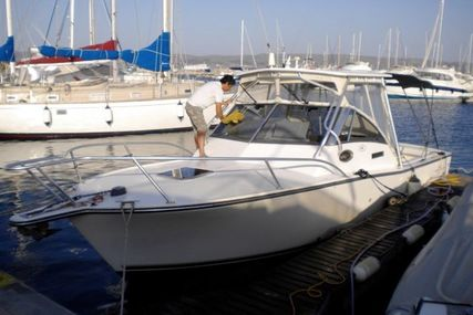 Albemarle 280 Express for sale in Greece for €75,000 (£66,908)