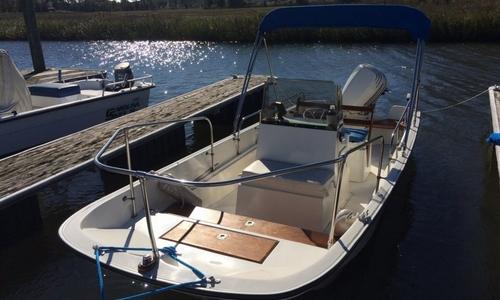 Image of Boston Whaler 17 Sakonnet for sale in United States of America for $12,500 (£9,433) Dagsboro, Delaware, United States of America