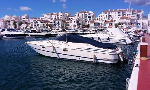 Image of Cranchi Acquamarina 31 for sale in Spain for €29,950 (£26,235) Spain