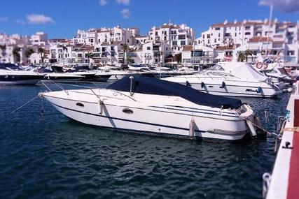 Cranchi Acquamarina 31 for sale in Spain for €29,950 (£26,185)