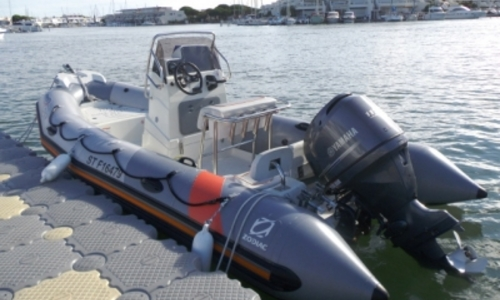 Image of Zodiac 550 Pro Open for sale in France for €21,000 (£17,969) LA GRANDE MOTTE, France