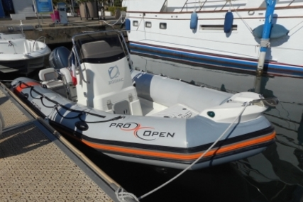 Zodiac 550 Pro Open for sale in France for €16,500 (£14,118)