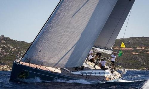 Image of NAUTOR'S SWAN 82 for sale in France for €1,490,000 (£1,330,060) Antibes, France