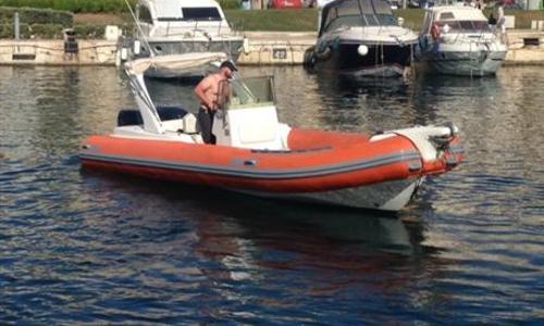 Image of BAT Arctic 745 for sale in Malta for €17,000 (£15,185) Portomaso Marina, Malta