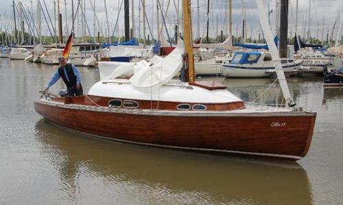 Image of de Dood 30er Jollenkreuzer for sale in Germany for €30,000 (£26,313) Germany