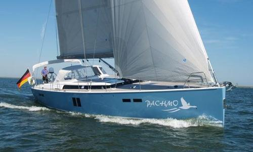Image of Hanse 545 for sale in Thailand for €425,000 (£374,743) Thailand