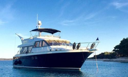 Image of Ocean Alexander 62 Pilothouse for sale in Greece for €398,000 (£355,059) Greece