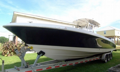 Image of Wellcraft 35 Center Console Scarab for sale in United States of America for $99,500 (£74,917) Grand Isle, Louisiana, United States of America