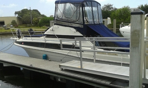 Image of Carver 630 Santego for sale in United States of America for $31,400 Tarpon Springs, Florida, United States of America
