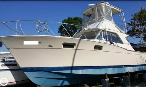 Image of Chris-Craft 35 Commander for sale in United States of America for $15,000 (£11,322) Far Rockaway, New York, United States of America
