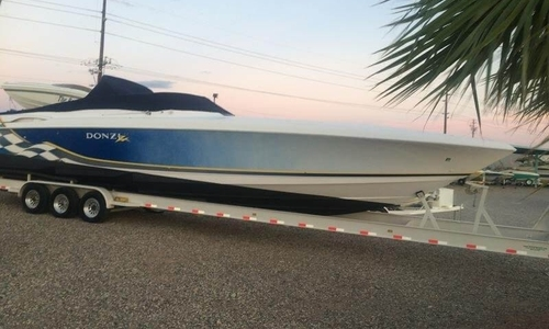 Image of Donzi 45 ZX for sale in United States of America for $139,950 (£104,470) Lake Havasu City, Arizona, United States of America