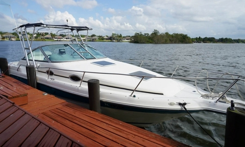 Image of Sea Ray 270 Sundancer for sale in United States of America for $16,500 (£11,745) Brandon, Florida, United States of America