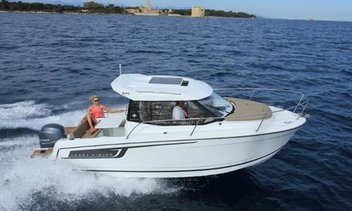Image of Jeanneau Merry Fisher 695 for sale in United Kingdom for £49,646 Lincoln, United Kingdom