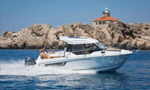 Image of Jeanneau Merry Fisher 795 for sale in United Kingdom for £56,950 Ipswich, United Kingdom